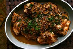 alex's chicken marsala