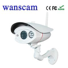 Wanscam(HW0033)-New 32G SD Card Security Camera 720P Wifi HD Mini IR IP Camera Outdoor