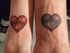 Tattoos For Couples In Love | Couple Tattoo