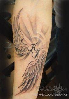 Galerie tetování Aneta- Černobílé