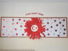 Indonesian Independence, Erdem, Independence Day, Singapore, Diy And Crafts, Red And White, Education, School, Diwali