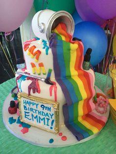 272 best art party ideas images on pinterest birthday party ideas