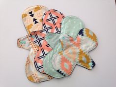 Your place to buy and sell all things handmade Mama Cloth, Menstrual Pads, Cloth Pads, Cotton Fleece, Organic Cotton, Curvy, Wings, Fabric, Handmade