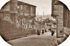 Selami Ali Efendi Caddesi / Üsküdar, 1910'lu yıllar