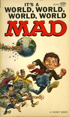 Mad Magazine and its Contributors
