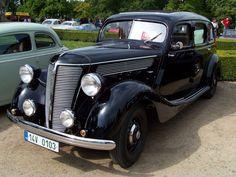 1938 Praga Lady