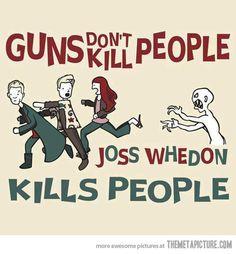 Joss Whedon…