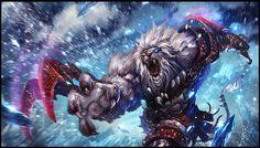 League of Legends - Renga
