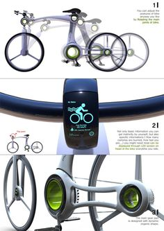 The Joy of Biking | Yanko Design