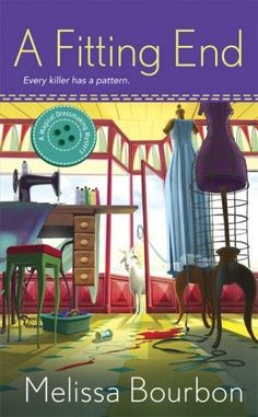 Another great cozy mystery