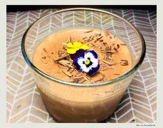 Semifreddo cu ciocolata amaruie Acai Bowl, Pudding, Breakfast, Desserts, Food, Acai Berry Bowl, Morning Coffee, Tailgate Desserts, Deserts