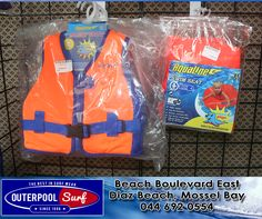 At your stores you can find safety vest for your little ones.