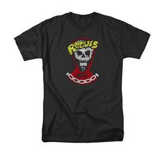 The Warriors Rogues Black T-Shirt