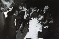 Garry Winogrand, Metropolitan Museum of Art Centennial Ball, New York City, New York, from the portfolio Fifteen Photographs, 1969, gelatin silver print. Gift of Lee and Maria Friedlander. © Garry Winogrand / MoCP.