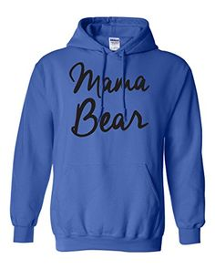 Women's Mama Bear Hoodie Southern Element Apparel Hooded ... https://www.amazon.com/dp/B01L7UDZTO/ref=cm_sw_r_pi_dp_x_37VmybVWXQTGE