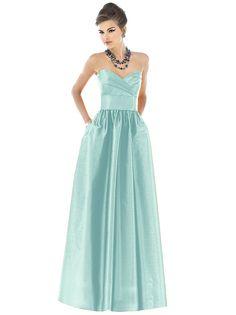 Alfred Sung Style D541 http://www.dessy.com/dresses/bridesmaid/D541/?color=majestic=465#.UfCiPWJOnFo