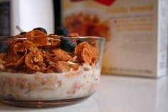 Why Breakfast Cereal Should Not Be in Your Bowl ~ and a homemade granola recipe