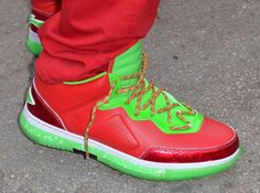 timeless design 4ce63 d9bed  Dwyane Warneke Warneke Wade Li Ning Way of Wade Christmas PE Dwyane Wade  Shoes,