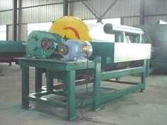 NCT Dewatering magnetic separator
