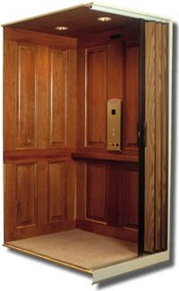 Home elevators. I would always hide in our home elevator when I would play hide and seek in my house. My friends could never find me.