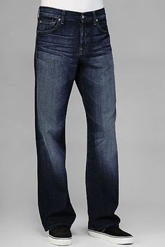 7 For All Mankind Relaxed Fit in Salton Sea Jeans via yourpersonalshopping.wordpress.com