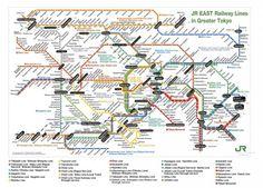 Japan's Train Lines Simplified: Tokyo JR, Metro & Subway Guide
