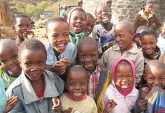 These precious children are being helped by the orphan care that Reclaimed Project is helping to create in Lesotho.