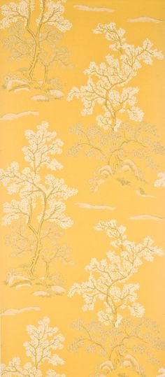 BW45001.2 Oriental Tree Yellow by G P & J Baker