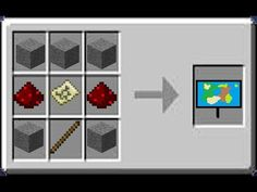 Minecraft crafting ideas no mods part 2 Minecraft Pe, Minecraft Secrets, Minecraft Beads, Easy Minecraft Houses, Minecraft House Designs, Minecraft Construction, Minecraft Blueprints, Minecraft Skins, Minecraft Buildings