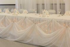Princess Skirting Elegant Wedding by Uniquely Yours Wedding Design