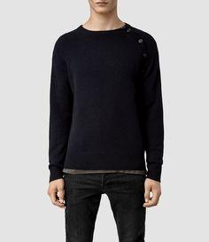 7956b4b03c5 Mens Jolt Crew Sweater (Khaki) - product image alt text 1