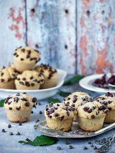 Palacsintamuffin - DESSZERT SZOBA Muffins, Paleo, Food And Drink, Cookies, Breakfast, Cupcake, Food, Beverages, Crack Crackers