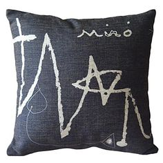 Famous Paintings Works Nine Decorative Pillow Cover – USD $ 28.10
