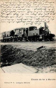 1920 ler #Mersin Demir yolu...