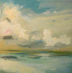 """Saatchi Online Artist Teresa Cline; Painting, """"Ocean Moods twenty three"""" #art"""