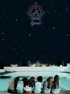 ♡ 여자친구 GFriend ♡ ♤ Kpop Girl Groups, Korean Girl Groups, Kpop Girls, Medan, Girl Group Pictures, Kpop Girl Bands, Band Wallpapers, K Wallpaper, Art Folder