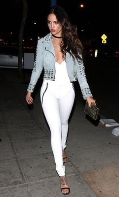 Best Eiza Gonzalez Style in 2018 That Are So Chic Beautiful Celebrities, Gorgeous Women, Sexy Outfits, Fashion Outfits, Fashion Trends, Mexican Actress, Eiza Gonzalez, Love Fashion, Womens Fashion