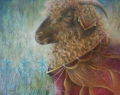 Wendy Vaughan | Royal Sheep and Cape