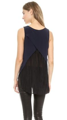10 Crosby Derek Lam V Neck Tank with Cross Back | How would you style this? http://keep.com/10-crosby-derek-lam-v-neck-tank-with-cross-back-by-chelsea21/k/2OfrWvABEV/
