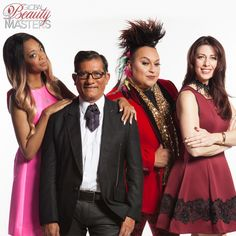 Sam Villa To Star in Global Beauty Masters TV Show on TLC | Beauty Launchpad