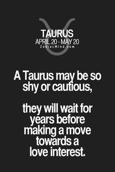 Story of my life! #tauruslife
