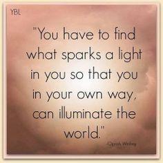 illumin, lights, oprah winfrey, inspir quot, inspirational quotes, inspiration quotes, find, motiv, live