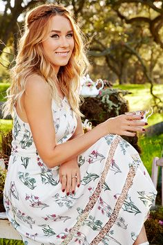 9f71fb150dd LC Lauren Conrad for Kohl s Alice In Wonderland Collection Magic Garden