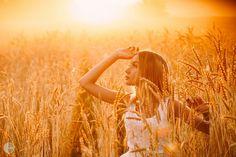 Рассвет в поле by Olga Laut on 500px
