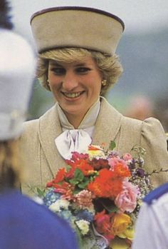 October 16 1985 Diana opened the new factory of Remploy Ltd in Torrington Avenue Coventry.
