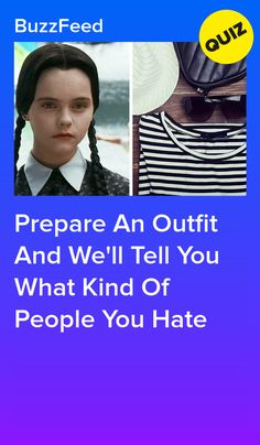 """Because """"despise"""" is your middle name. Quizzes About Boys, Fun Quizzes To Take, I Hate People, Kinds Of People, Best Buzzfeed Quizzes, Quizzes Funny, Classic Rock Songs, Friend Quiz, Playbuzz Quizzes"""