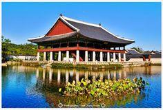 Gyeong Hoe Ru Pavilion
