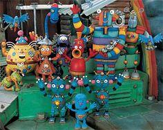 little robots tv show - Google Search