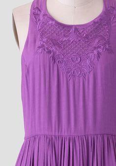 Perissa Beach Maxi Dress By Line & Dot