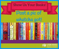 Usborne - show us your books!